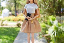 barbie / forever a little girl