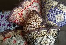 Moroccan Accessories / Moroccan Bags and clutches handcrafted by women in Morocco.     SHOP http://bit.ly/MoroccanBags82
