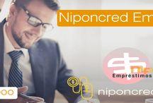 Niponcred #Empréstimos