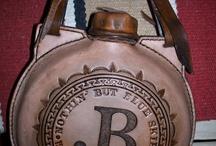 Practical Craft - Leathercraft / by Bob Sawyer