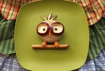 Funny Foods / by Ruth Raffield