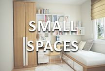 Small Spaces / Great ideas and inspiration for your small spaces from Team Mazzolino.