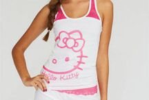 hello kitty / by April Proffer