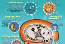 Pidä Aivot kunnossa! Take care of your brains! / How to increase health and get healthy brains? Kuinka pysyt kunnossa ja miten pidät aivot hyvässä kunnossa? / by Sami @QUUVIDEO