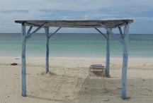 Cayo Levisa Cuba  / Una piccola isola vergine con più di 3 km di spiaggia bianca. Nella costa nord-ovest di Cuba, a circa due ore dall'aeroporto dell'Avana. Cayo Levisa, un isolotto distante 4 km dalla costa dell'isola madre di Cuba. Lungo e stretto, nella sua estensione di quasi quattro chilometri di spiaggia bianca corallina, lambisce dolcemente un mare che digrada dolcemente con toni di blu e turchese con effetto piscina. Qui sorge un Eco-resort con 44 bungalows indipendenti ed un ristorante sulla spiaggia.