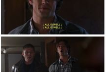 SUPERNATURAL- It's a Family Business / by Melissa Flora