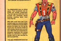 G.I. JOE Profiles