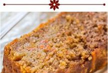 carrot and apple bread