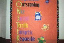 Teaching - Monster theme prep