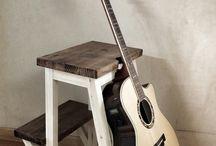 stool for guitar
