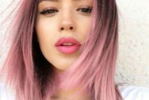 Pelo rosa