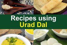 Urad Dal Recipe Collection