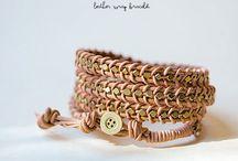 Handmade Bracelets & Necklaces