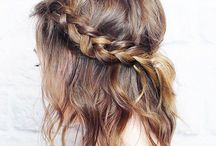 Hair Styles - Braids / Braids are simple, easy, fancy and beatiful! It`s good for any event!