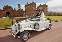 Gold Choice Wedding Cars / Beauford, Rolls Royce and Mercedes wedding cars available for hire in Glasgow and Lanarkshire. http://www.goldchoiceweddingcars.co.uk/