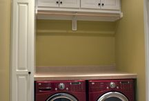 Laundry Room / by Jamie Groves