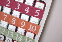 DIY Calendars / Advent Calendars, Thanksgiving