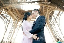 Paris With Love Couple Photography session