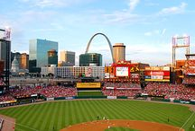 Busch Stadium / Much loved stadium