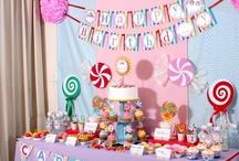 Riley's 4th Birthday- Idea / Candyland Theme! SO CUTE