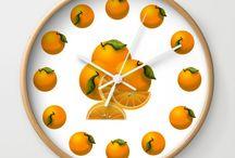 Creative Clocks / Fun, creative, and beautiful wall clocks