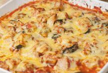 chicken and zucchini recipes