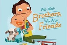 Siblings Picture Books