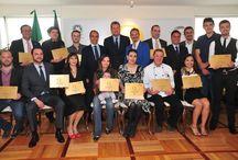 Premiazione Mexico / Premiazione Ospitalità Italiana