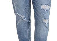 Boyfriend Jeans +