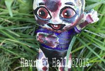 My Reborn Creepy Dolls / All of my creepy dolls that I have listed at Haunted Hall on Etsy. If you like dolls that freak you out, this is perfect for you!