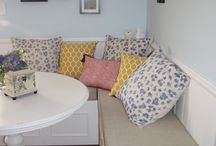 Corner Seating/Seating Banquette