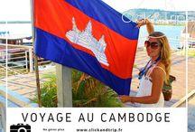 Lieux à visiter au Cambodge