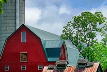 barns and outbuildings-3 / by Ron Moyers
