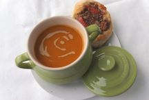 Soups / Recipes of good looking tasty soups