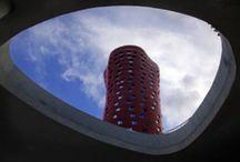 Barcelona Arquitectura / Barcelona Architecture / La arquitectura moderna de una ciudad mediterranea, un patrimonio moderno y vanguardista. / Modern architecture of a mediterrenean city, modern and avant-garde heritage.