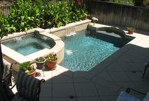 Small Inground Backyard Pools
