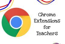 Chrome extensions and apps