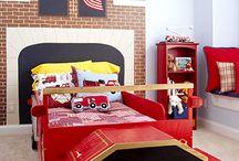 big boy room ideas / by Alanna Reis