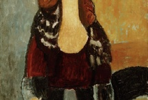 Volti femminili. Omaggio a Modigliani