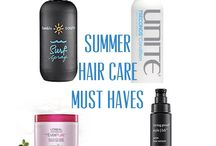 Hair-Care Must Haves