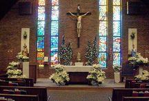 Boże Narodzenie - kościół