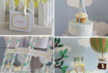Party ideas / by Rhonda Ward