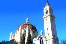 iglesia de San Benito y San Manuel de Madrid / Imágenes de una original iglesia. La primera de estilo bizantino de España