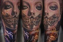 Portraits and Realism Tattoos / Portrait and Realism Tattoos
