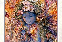 Angelcard art