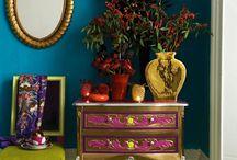 Colors & Interiors