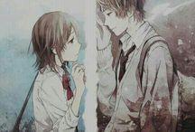 Mangá/Anime Romance
