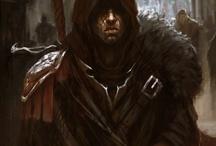"""Sangue é Poder / Campanha do Malcom no cenário """"A Volta dos Dragões"""""""