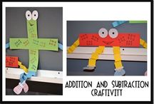 Math - Addition and Subtraction
