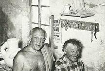 Picasso și Chagall
